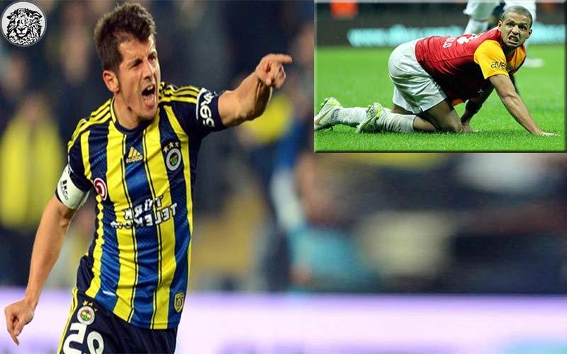 """Emre Belözoğlu ve Melo'nun Yokluğunda Oynanacak Derbiyi Sizler İçin Değerlendirdik : """"Kırmızı Çıkmaz"""""""