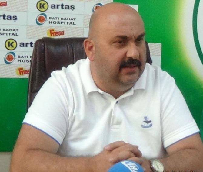 """Ayvalıkgücü'nün Yeni Başkanı Sadi Hamut: """"11 Mevkiye de Transfer Yaparsak Başarı Gelir…"""""""