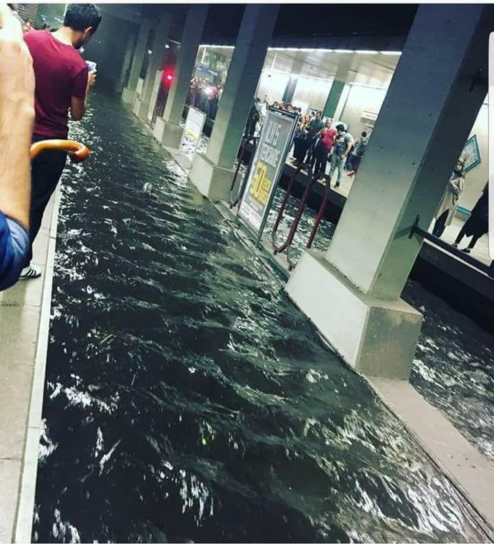 Kanal Metro Projesi sade bir törenle hizmete girdi...