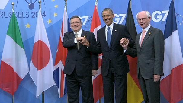 G7 Zirvesinden Mahmut Tuncer Show'a destek çıktı.