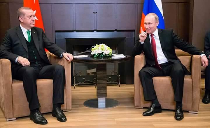 """Putin: """"Bak domates hariç anlaştık, sonra aldatıldım falan demek yok."""""""