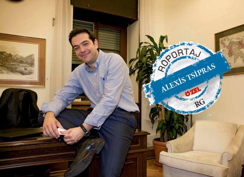 """Tsipras, Türkiye'ye İlk Mesajını Verdi: """"Baklava Yunan'ındır, Kimseye Yedirmeyiz..."""""""
