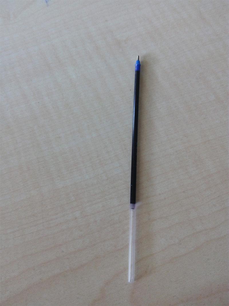 Satılık Tükenmez Kalem İçi (Forma imzalamış)