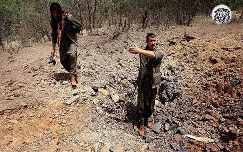"""PKK, TSK Bombardımanının Yarattığı Doğa Tahribatına Dikkat Çekti: """"Mesire Alanı Bırakmadılar..."""""""
