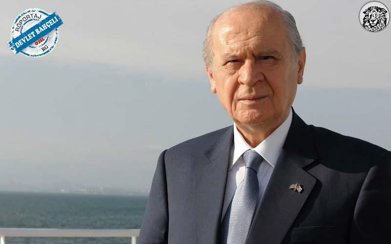 """Devlet Bahçeli: """"Kraliyet sistemi de gelse MHP'nin başında kalacağım."""""""