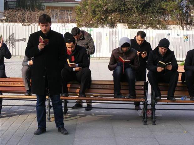 Gülen Cemaati, AKP'den gelecek yeni tehdit ve tehlikelere karşı güvenlik önlemlerini en üst seviyeye çıkardı...