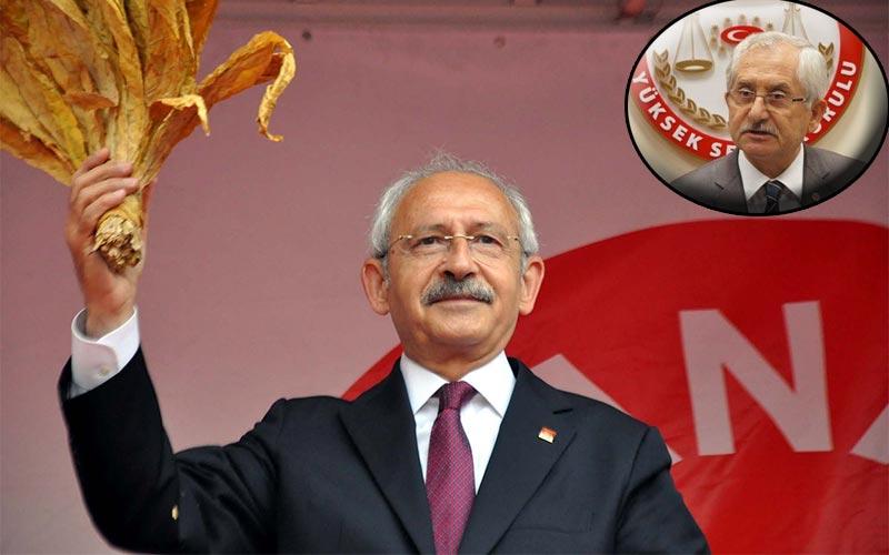 """Kılıçdaroğlu: """"YSK Başkanını Birlikte Canlı Yayına Çıkmaya Davet Ediyorum"""""""
