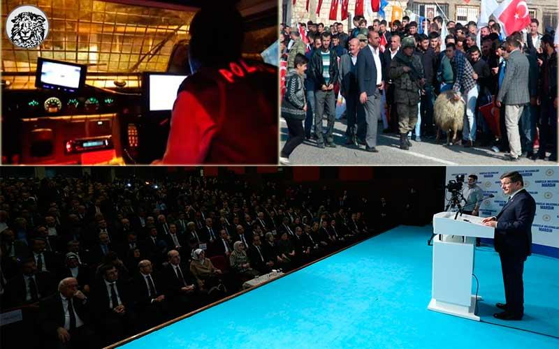 """Davutoğlu Terörle Mücadele Paketini Açıkladı: """"Stüdyo şehirler kuruyoruz..."""""""