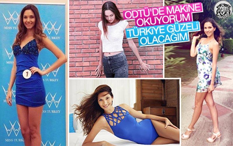 Miss Turkey'e Finalist Göndermeyi Başaran ODTÜ Makine Mühendisliği Bölümü, Faaliyetlerini Zirvede Bırakma Kararı Aldı...