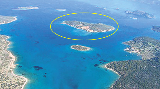 Satılık Yunan Adası (Domuz Yağı veya Katkısı İçermez!)