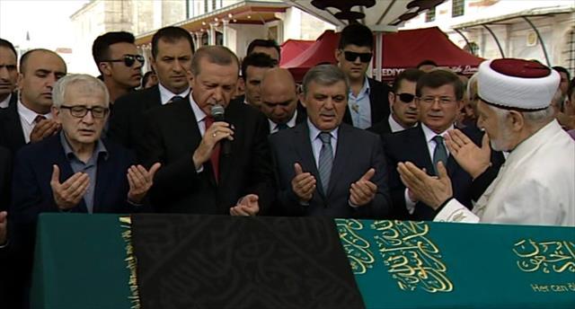 Erdoğan moral depoladı.