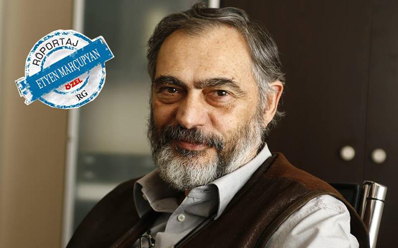 """Etyen Mahçupyan: """"Soykırım Bile Ermenilerin AK Parti Sevdasını Söndüremedi..."""""""