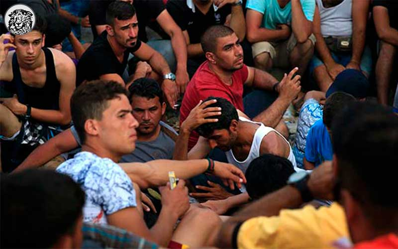 Danimarka'da Yürürlüğe Giren Göç Yasasıyla Birlikte Artık Mültecilerin Oynadıkları Bahis Kuponu Tutarsa, Paranın Yarısını Devlet Alacak…