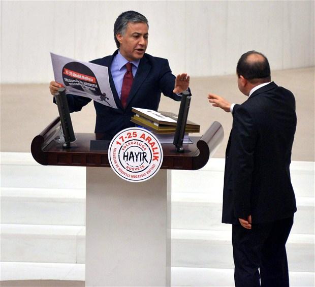 """TBMM İdare Amiri Ömer Faruk Öz: """"Hemen hayır deme, önce önereceğim rakamı bir dinle..."""""""