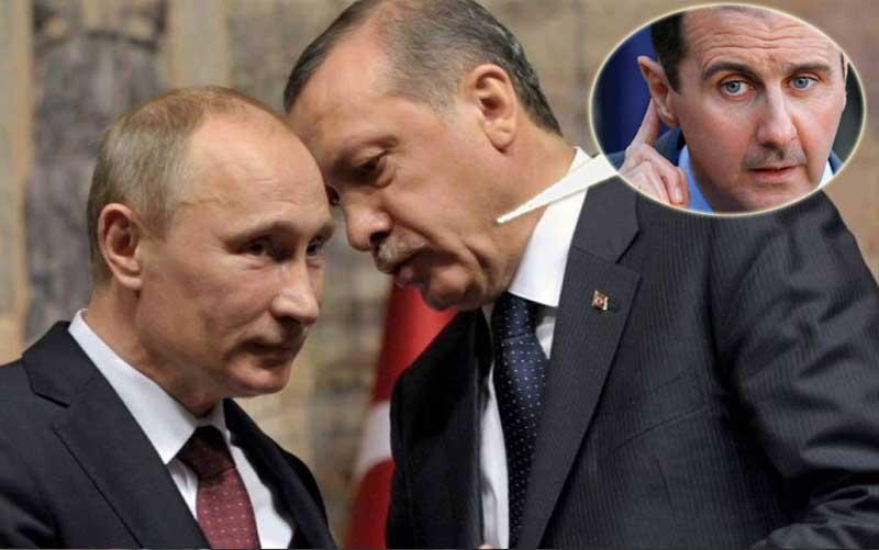 """Putin İle Görüşen Cumhurbaşkanı Erdoğan'dan Yeni Açıklama: """"Aslında Esad da İyi Adam"""""""