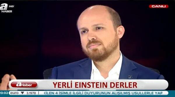 AKP, ilk yerli Einstein'ı üretmenin coşkusunu yaşıyor...