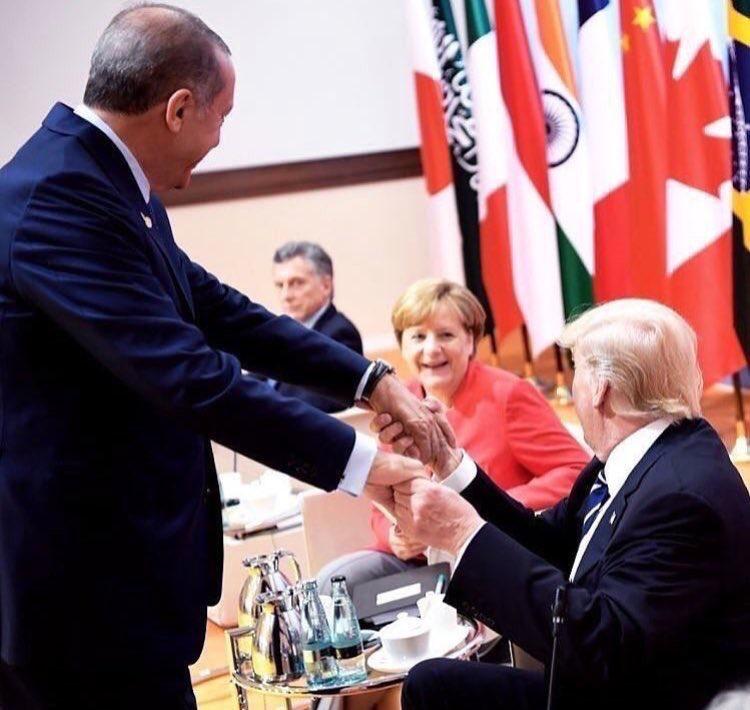 Ankara'nın bağları ısrarına Trump karşı koyamadı...