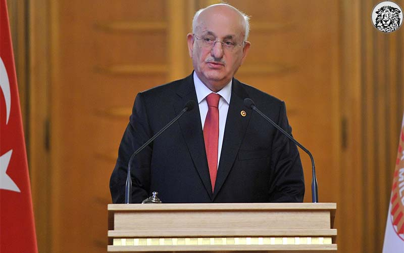 """Meclis Başkanı İsmail Kahraman: """"Yeni Anayasada Demokrasi de Olmamalı…"""""""