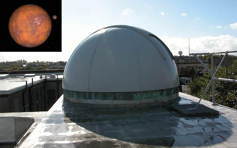 Bilim Dünyasında Heyecan Yaratan Yeni Gezegen Keşfinin, Teleskobun Camında Kalan Fıstık Ezmesi Olduğu Anlaşıldı...