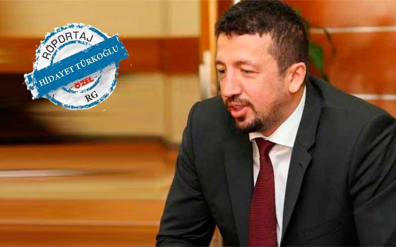 """Hidayet Türkoğlu: """"Uzun Adam'a uzun başdanışman yakışır…"""""""