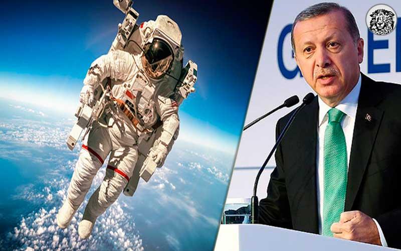 """Cumhurbaşkanı Erdoğan: """"Biz Uzaya Gidecektik Ama Batı Kıskanmasın Diye Projeyi Askıya Aldık"""""""