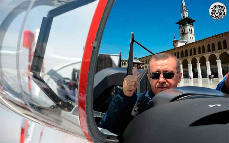 Ateşkes Sağlandığını Öğrenen Erdoğan, Cuma Namazını Kılmak Üzere Şam'a Gidecek...