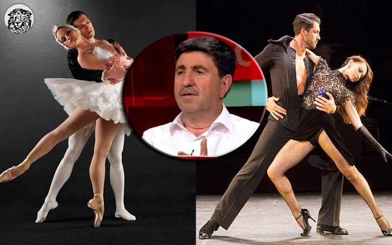 """Altan Tan: """"Çocuklar bir kere tecavüze uğradı diye balerinleri suçlamak çok yanlış. Asıl suçlu tangoculardır."""""""