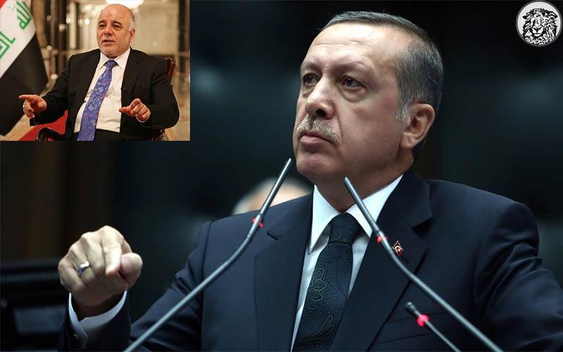 """Cumhurbaşkanı Erdoğan Irak Başbakanı'na Seslendi: """"Çekeriz Emaneti Bozarız Adaleti..!"""""""