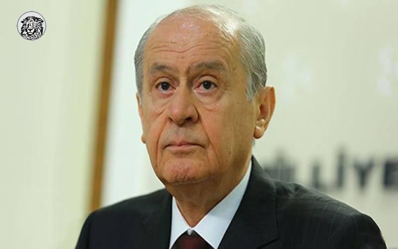 """Başkanlık Sistemi Tartışmalarına Bahçeli de Katıldı: """"Şimdi HDP Ne Diyor Tam Olarak?"""""""