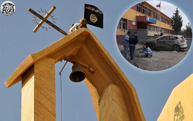 """İbrahim Kalın: """"IŞİD'liler Kilis'in Adını Kilise İle Karıştırdıkları İçin Yanlışlıkla Füze Atıyorlar."""""""