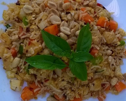 Malaysian Fried Rice