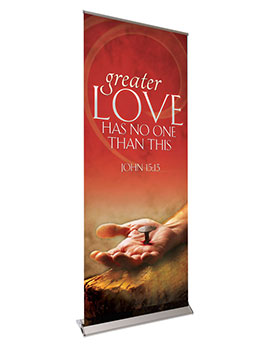 Expressions of Love Retractable Banners