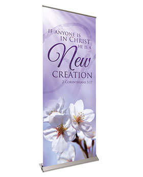 Retractable Banners and Stands - All Occasion