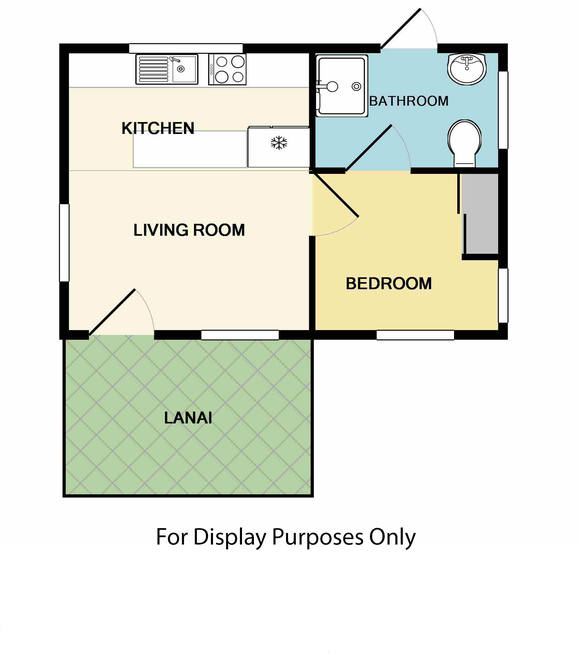 86 s kalaheo ave floor plan cottage