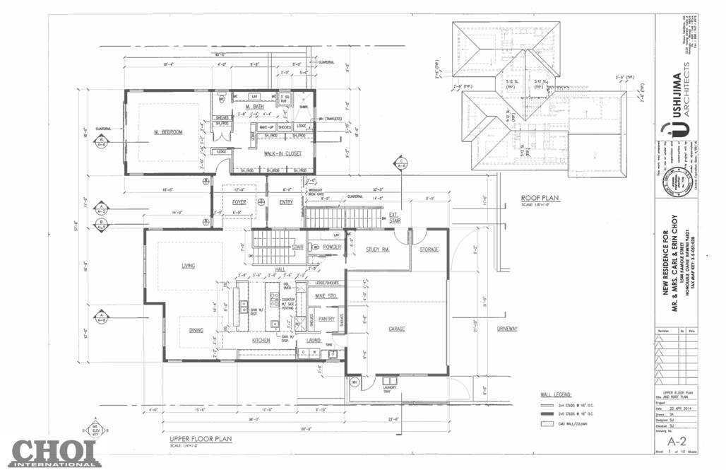08. lower level plans 1544 kamole street