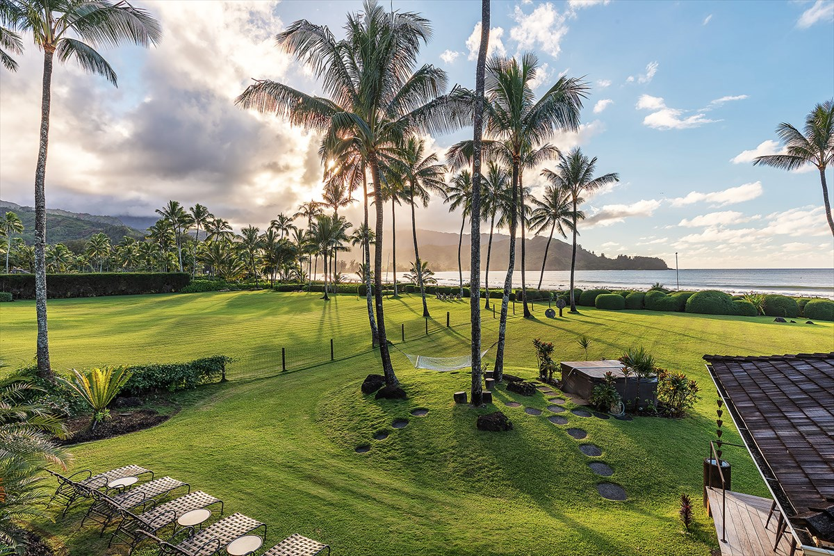 Other For Sale At Stunning Beachfront Estate On Famed Hanalei Bay 5156 WEKE  RD, HANALEI