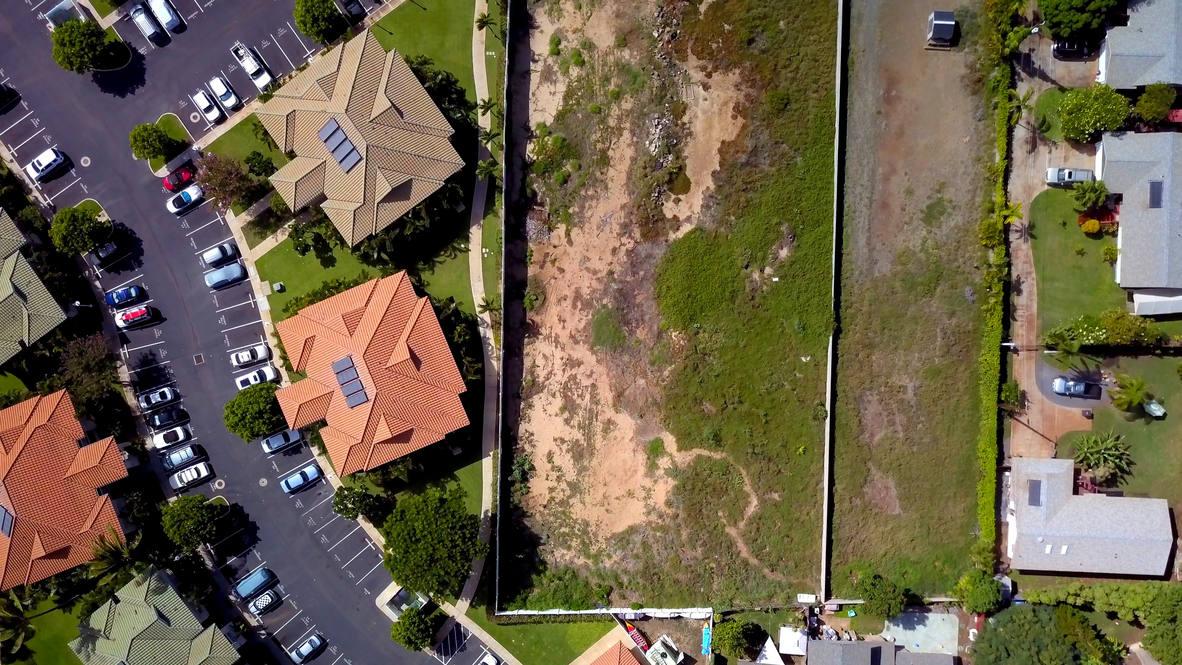 371 south kihei rd aerial video still overhead 1