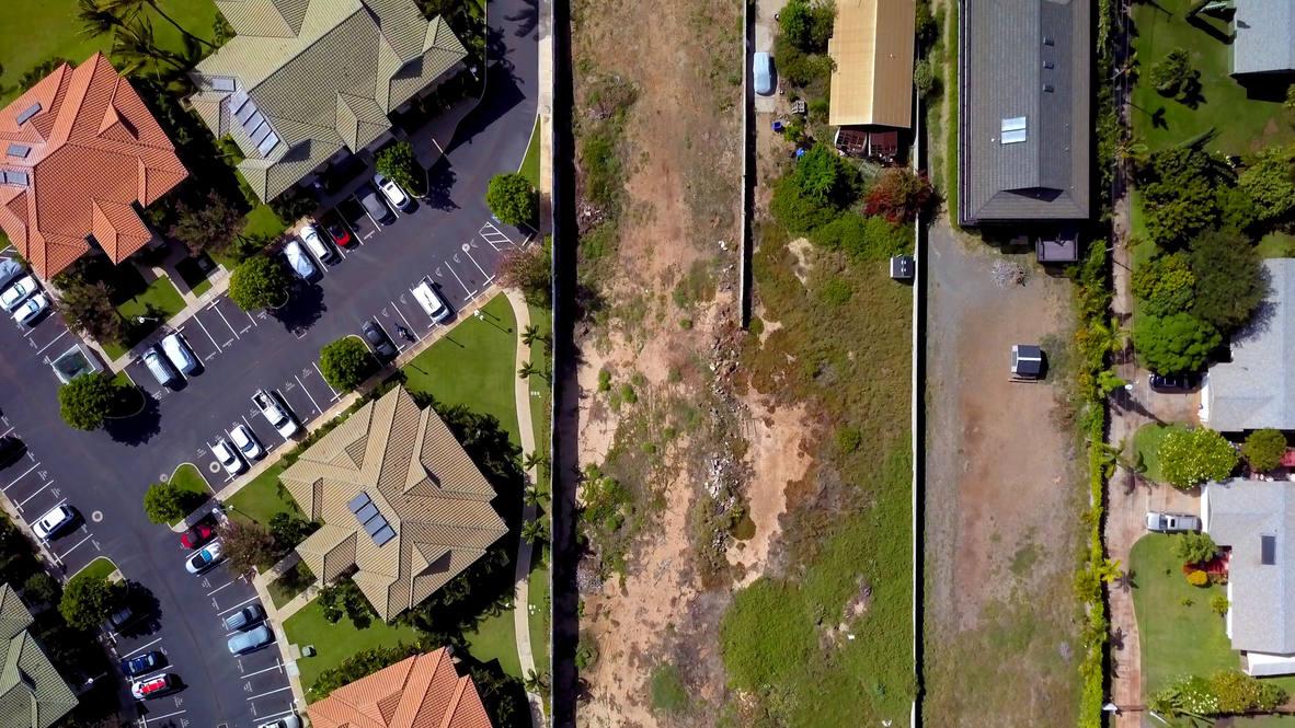 371 south kihei rd aerial video still overhead 2