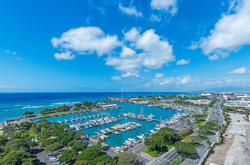 02. view to aloha tower 1118 ala moana blvd  17a