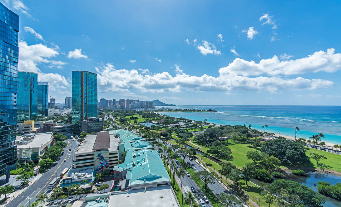 17. view to dhd2 1118 ala moana blvd  17a