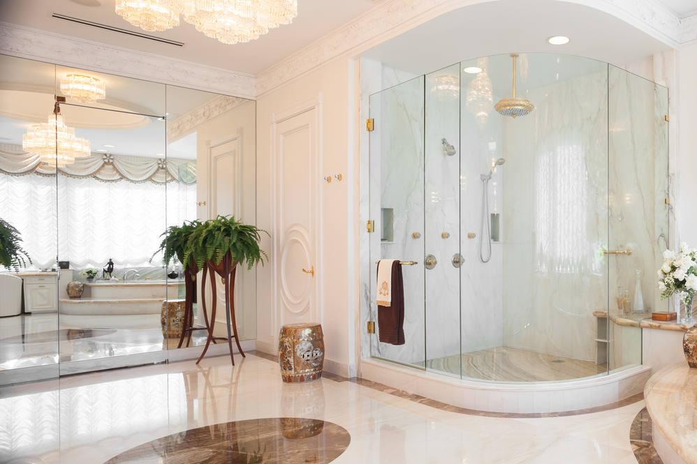 17. master bath walk in shower 828 moaniala street