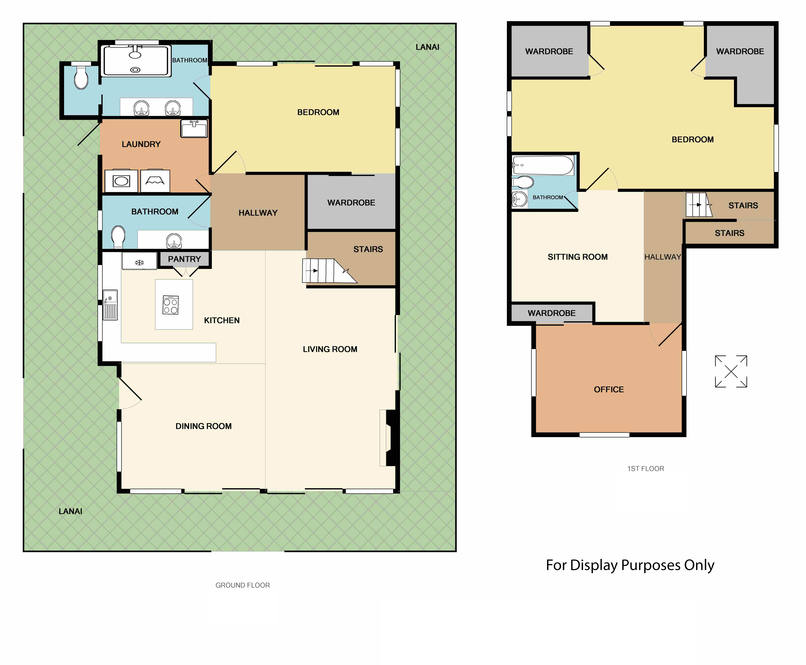 18. floor plan 67 290 farrington hwy
