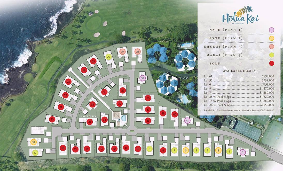 Holua kai map update 010720