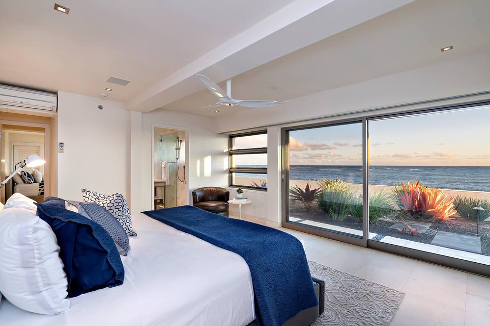 17. ground floor guest bedroom  2 oceanview 3311 beach rd