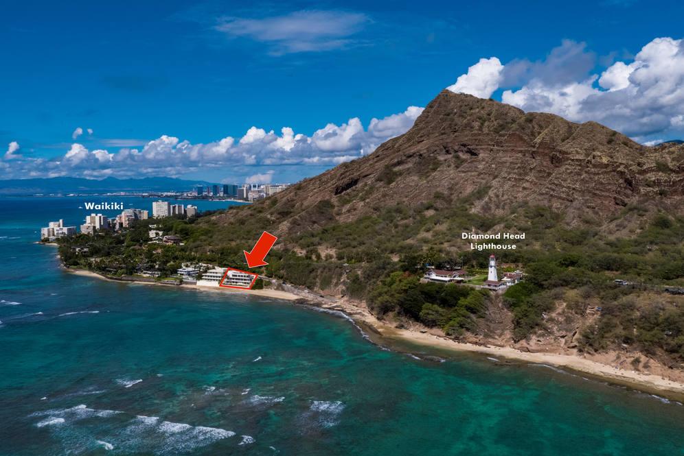 24. aerial view 3311 beach rd