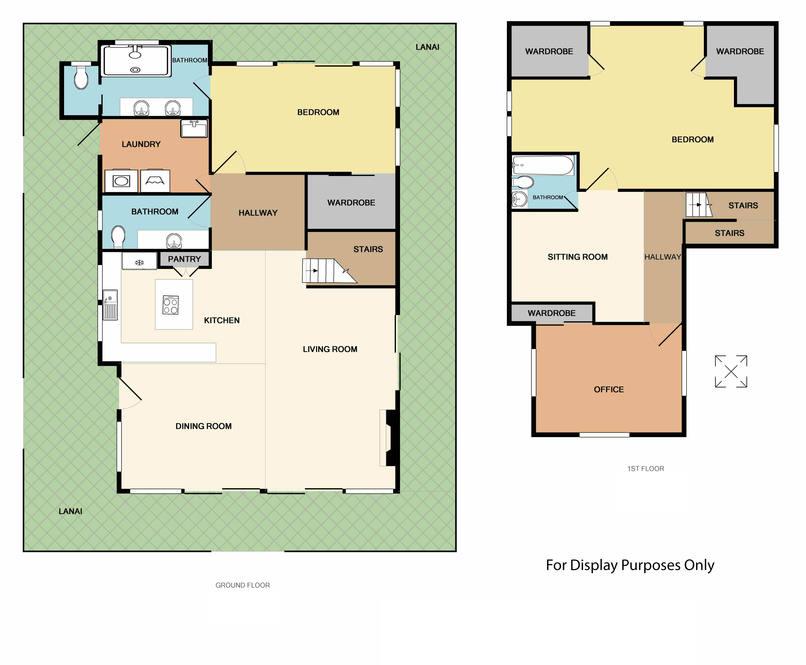 Floor plan 67 290 farrington hwy