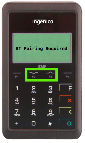 Pairing the iCMP Card Swipe – Revel Systems Help Site