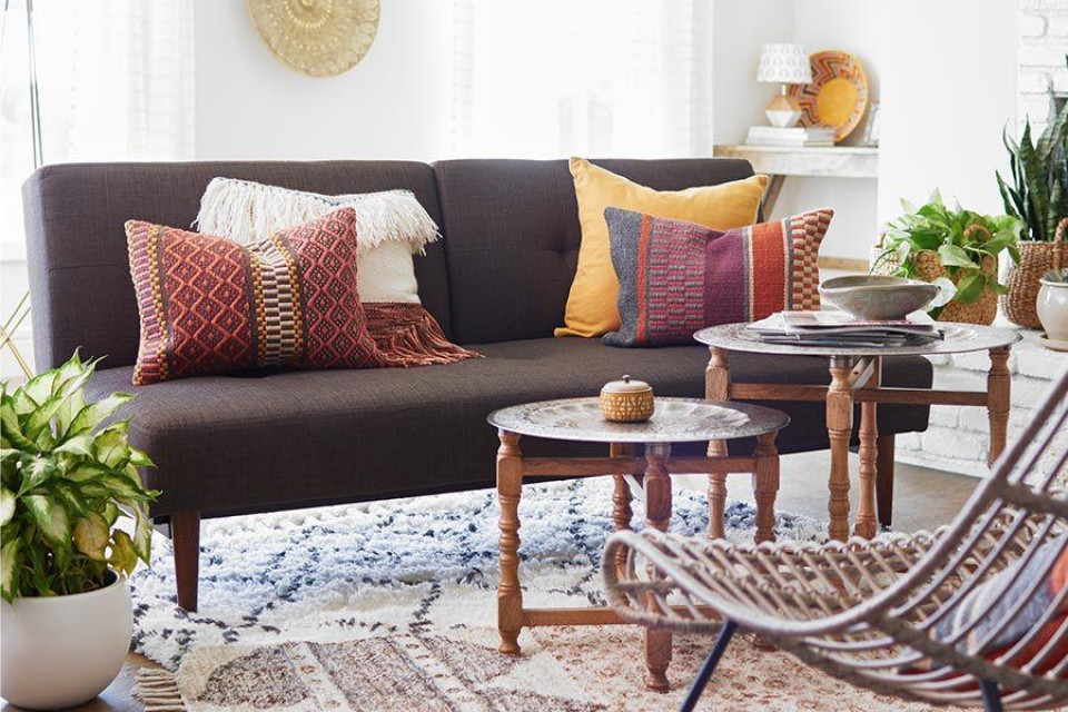 Through November 26th, head on over to Cost Plus World Market where you can  score 40% off furniture, valid both in-store and online!