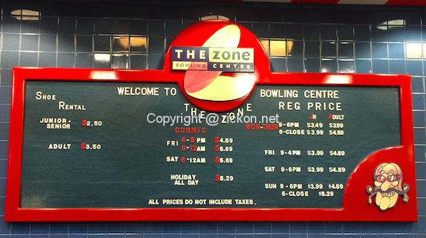 the-zone-bowling-price