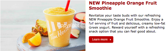 tim-new-pinapple-orange-smoothie